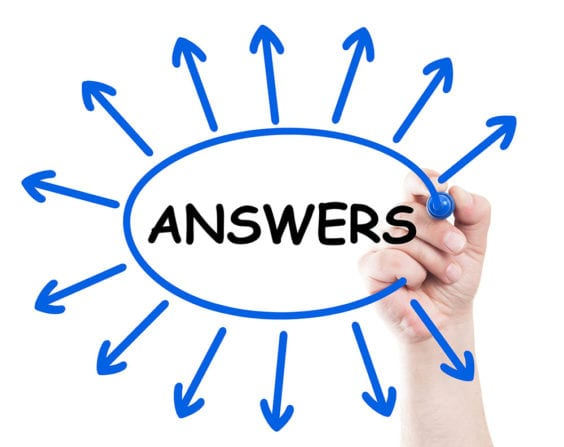 Osteoarthritis answers