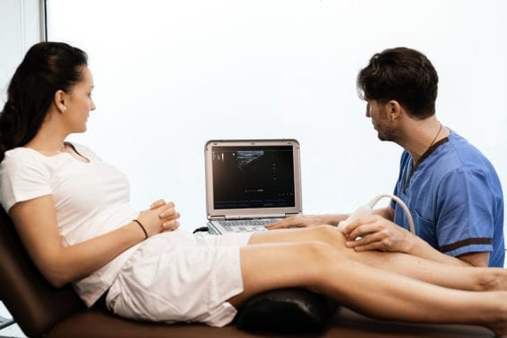 vein disease diagnosis Oklahoma